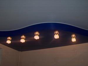 Натяжные потолки в Слониме